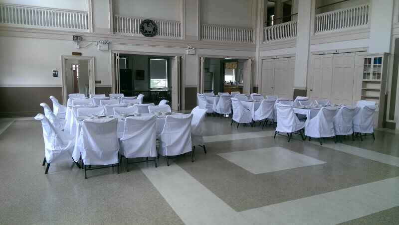 Hall Rental | New Dorp Moravian Church
